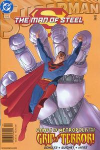 Cover Thumbnail for Superman: The Man of Steel (DC, 1991 series) #123