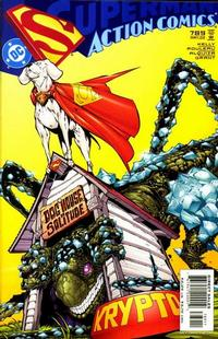 Cover Thumbnail for Action Comics (DC, 1938 series) #789