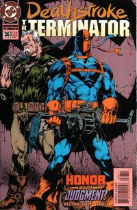 Cover Thumbnail for Deathstroke, the Terminator (DC, 1991 series) #36