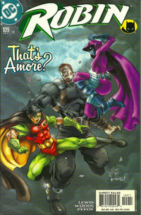 Cover Thumbnail for Robin (DC, 1993 series) #109