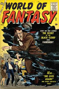 Cover Thumbnail for World of Fantasy (Marvel, 1956 series) #8