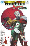 Cover for Suicide Squad Most Wanted: Deadshot & Katana (DC, 2016 series) #6