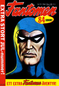 Cover Thumbnail for Fantomen (Semic, 1963 series) #19/1966