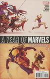 Cover for Year of Marvels Incredible (Marvel, 2016 series) #1