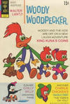 Cover for Walter Lantz Woody Woodpecker (Western, 1962 series) #122 [Gold Key Variant]