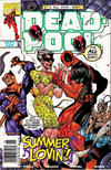 Cover for Deadpool (Marvel, 1997 series) #20 [Newsstand Edition]