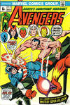 Cover Thumbnail for The Avengers (1963 series) #117 [British Price Variant]