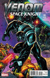 Cover for Venom: Space Knight (Marvel, 2016 series) #1 [Incentive Ron Lim Variant]