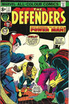 Cover Thumbnail for The Defenders (1972 series) #17 [British Price Variant]