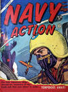 Cover for Navy Action (Horwitz, 1954 ? series) #35