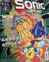 Cover for Sonic the Comic (Fleetway Publications, 1993 series) #170