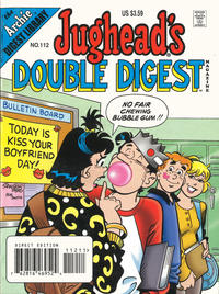 Cover Thumbnail for Jughead's Double Digest (Archie, 1989 series) #112