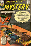 Cover Thumbnail for Journey into Mystery (1952 series) #91 [British Price Variant]