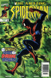 Cover for The Amazing Spider-Man (Marvel, 1999 series) #3 [Newsstand Edition]