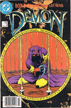 Cover Thumbnail for The Demon (1987 series) #3 [Newsstand Edition]