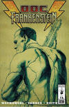 Cover for Doc Frankenstein (Burlyman Entertainment, 2004 series) #2 [Sketch Cover]