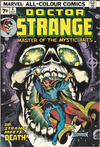 Cover Thumbnail for Doctor Strange (1974 series) #4 [British Price Variant]