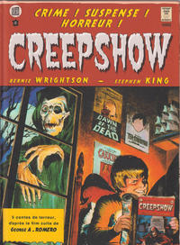 Cover Thumbnail for Creepshow (Soleil, 2012 series)