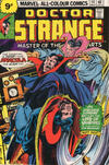 Cover Thumbnail for Doctor Strange (1974 series) #14 [British Price Variant]