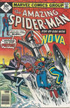 Cover for The Amazing Spider-Man (Marvel, 1963 series) #171 [Whitman Edition]