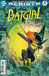 Cover for Batgirl (DC, 2016 series) #1 [Francis Manapul Cover Variant]