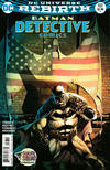 Cover for Detective Comics (DC, 2011 series) #937