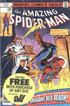 Cover for The Amazing Spider-Man (Marvel, 1963 series) #184 [All Detergent]