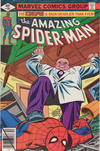 Cover for The Amazing Spider-Man (Marvel, 1963 series) #197 [Direct Edition]