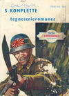 Cover for Fredhøis tegneserieromaner Commandoes (Fredhøis forlag, 1968 series) #21