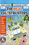 Cover for The Real Ghostbusters (Atlantic Förlags AB, 1988 series) #1/1988