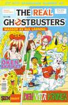 Cover for The Real Ghostbusters (Atlantic Förlags AB, 1988 series) #3/1988