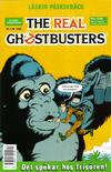 Cover for The Real Ghostbusters (Atlantic Förlags AB, 1988 series) #2/1990