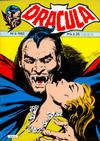 Cover for Dracula (Atlantic Förlags AB, 1982 series) #6/1983