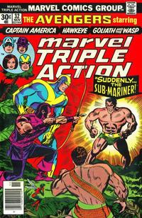 Cover Thumbnail for Marvel Triple Action (Marvel, 1972 series) #32