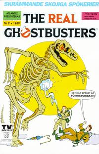 Cover Thumbnail for The Real Ghostbusters (Atlantic Förlags AB, 1988 series) #9/1989