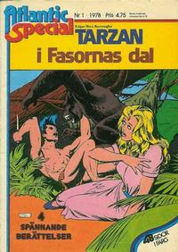 Cover Thumbnail for Atlantic special (Atlantic Förlags AB, 1978 series) #1