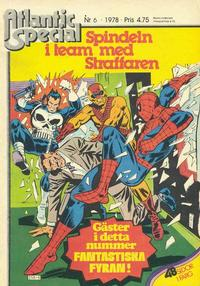 Cover Thumbnail for Atlantic special (Atlantic Förlags AB, 1978 series) #6/1978