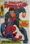 Cover Thumbnail for The Amazing Spider-Man (1963 series) #73 [British Price Variant]