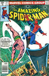 Cover Thumbnail for The Amazing Spider-Man (1963 series) #211 [Newsstand Edition]