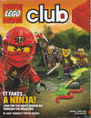 Cover for Lego Club Magazine (The Lego Group, 2008 ? series) #March - April 2015