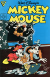 Cover for Mickey Mouse (Gladstone, 1986 series) #254 [Direct]