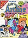 Cover for Little Archie Digest Magazine (Archie, 1991 series) #1 [Direct]