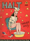 Cover for Halt (Prize, 1941 series) #v1#2