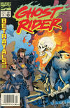 Cover Thumbnail for Ghost Rider (1990 series) #60 [Newsstand]