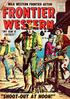 Cover for Frontier Western (L. Miller & Son, 1956 series) #8