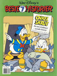 Cover Thumbnail for Walt Disney's Beste Historier (Hjemmet, 1991 series) #7