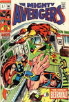Cover Thumbnail for The Avengers (1963 series) #66 [British Price Variant]