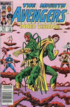 Cover for The Avengers (Marvel, 1963 series) #251 [Canadian Newsstand Edition]