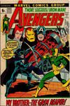 Cover Thumbnail for The Avengers (1963 series) #102 [British Price Variant]