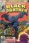 Cover for Black Panther (Marvel, 1977 series) #7 [British Price Variant]